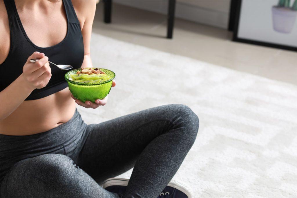 Lo spuntino dopo lo sport: i nutrienti che deve contenere