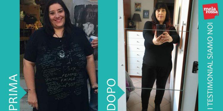 dieta melarossa petra 22 kg