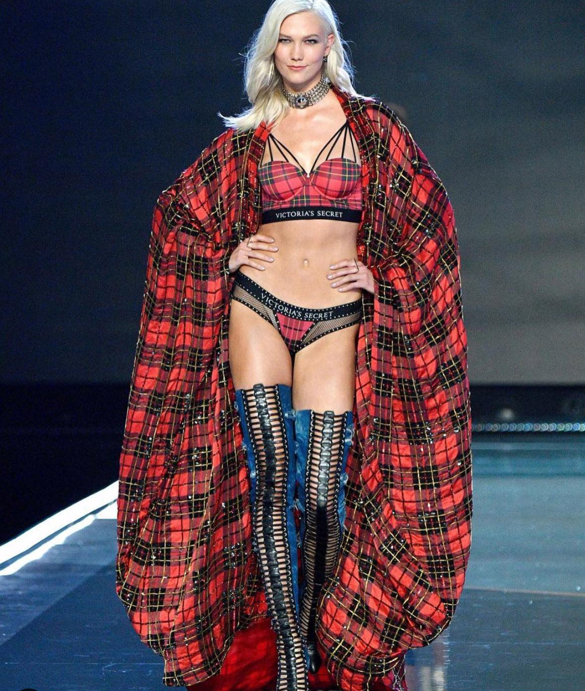 Karlie Kloss, ex Angel di Victoria's Secret