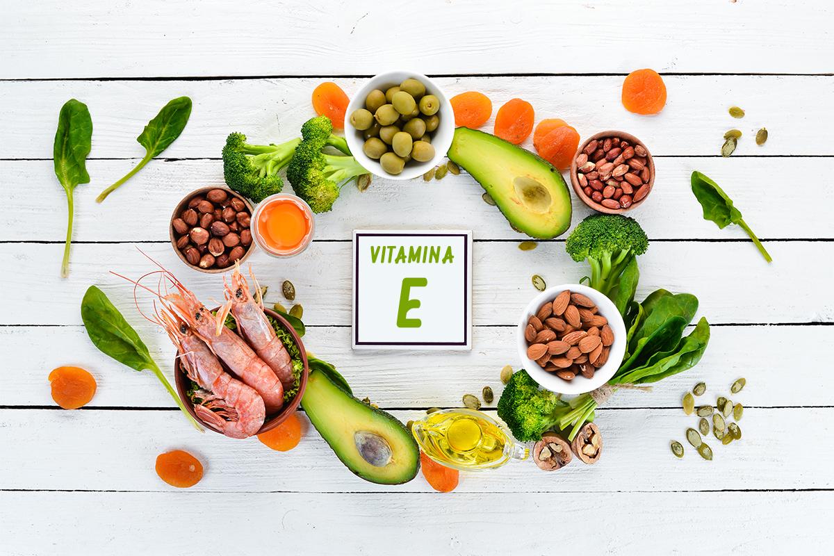 vitamina E: cos'è, storia, benefici e alimenti ricchi