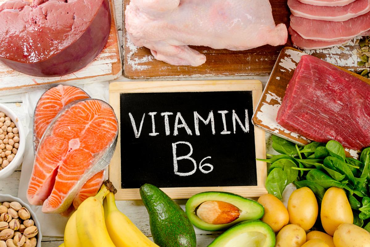 vitamine : b6