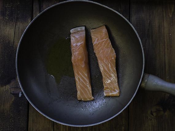 rillette salmone trancio fresco