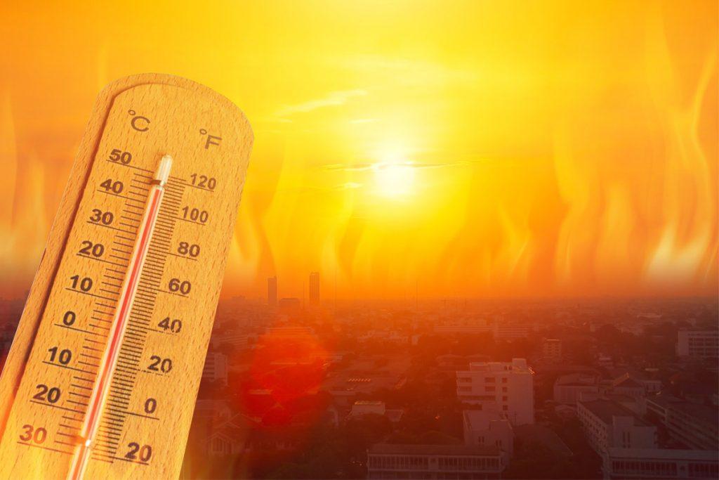 Il caldo fa aumentare i parti prematuri