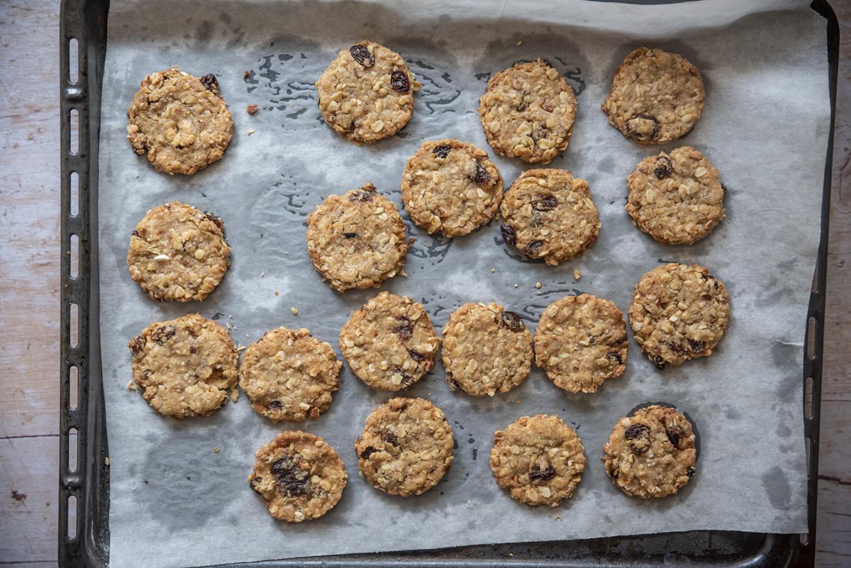 biscotti fiocchi d'avena