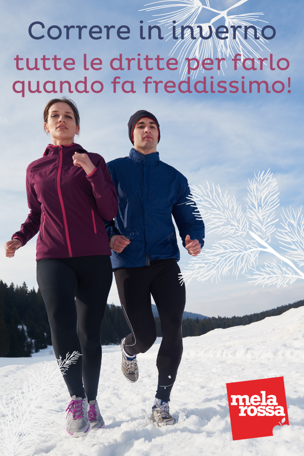correre in inverno: cosa fare