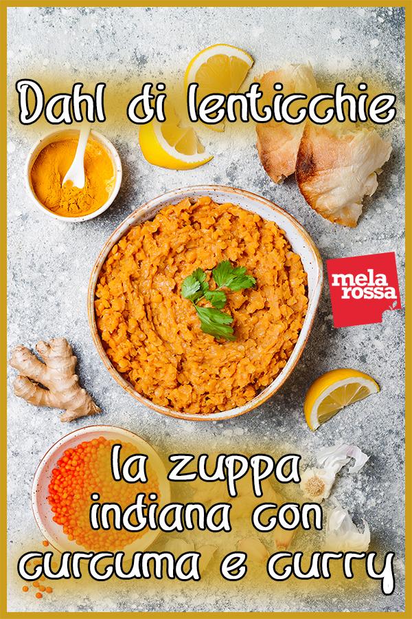 dahl lenticchie ricetta