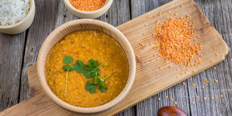 Dahl lenticchie: ricetta indiana da provare il 31 dicembre