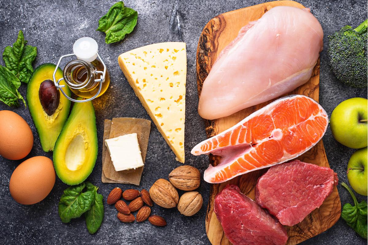 dieta chetogenica cibi consigliati