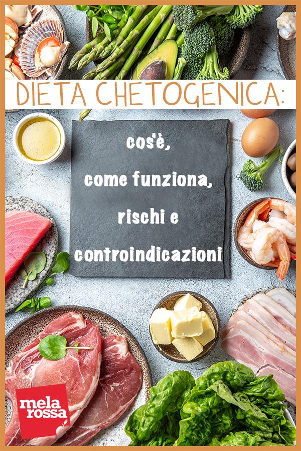 dieta chetogenica cos'è, come funziona, rischi