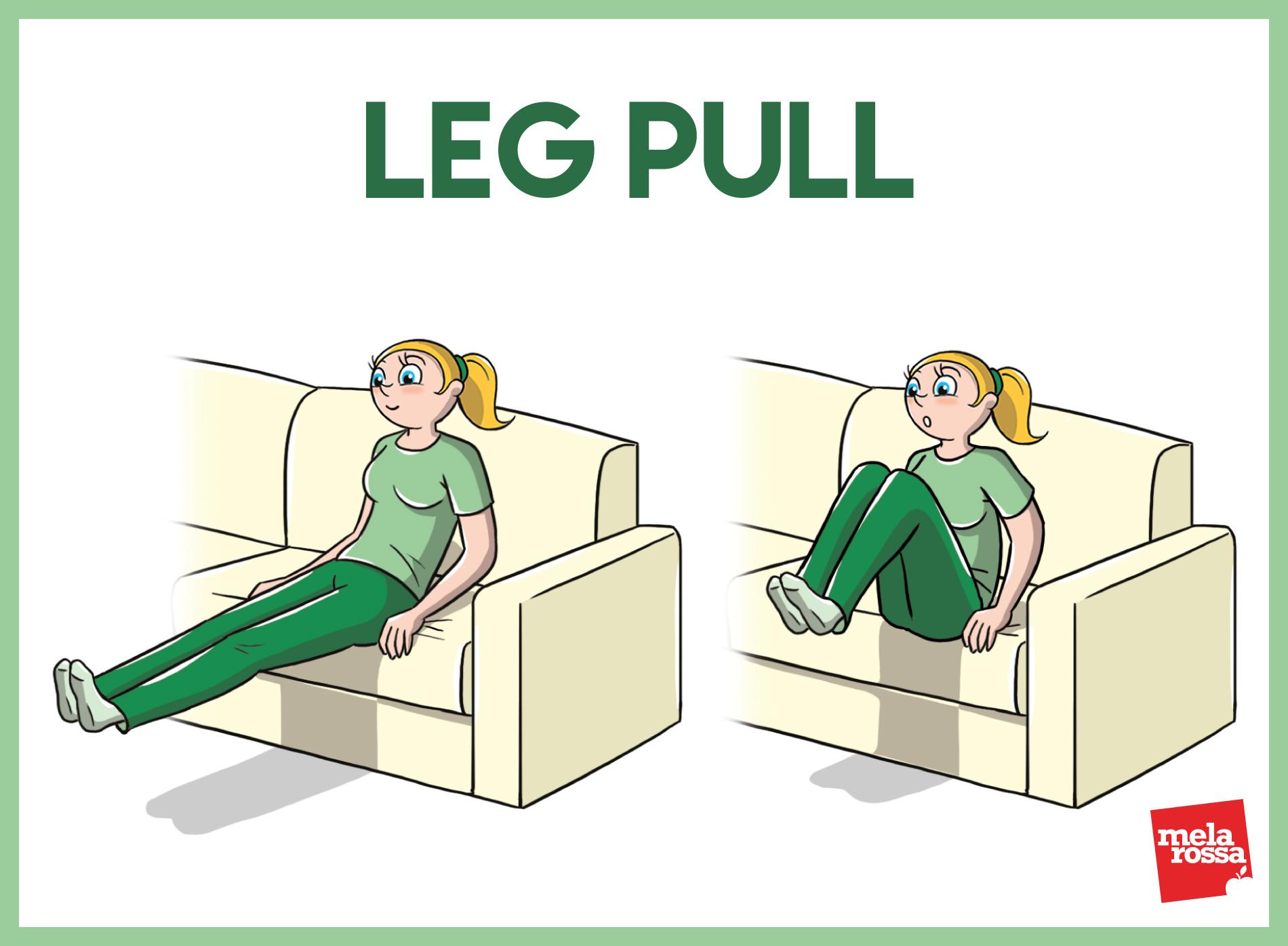 ginnastica da divano: esercizi per rimanere in forma