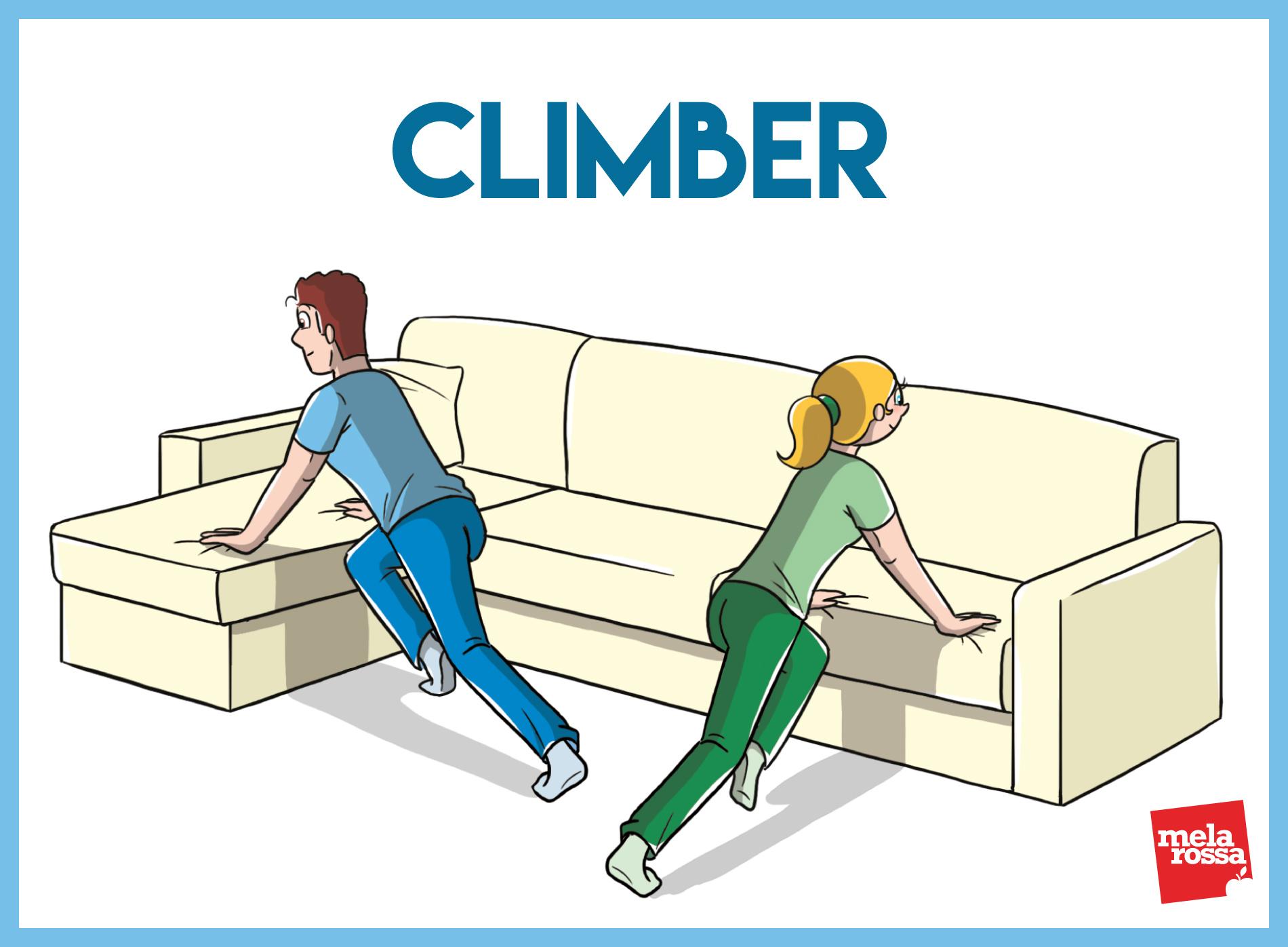 ginnastica da divano: circuito per rimanere in forma
