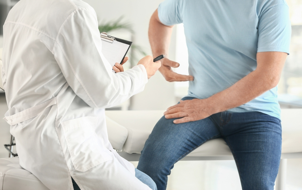 diagnosi e trattamento dell'incontinenza urinaria