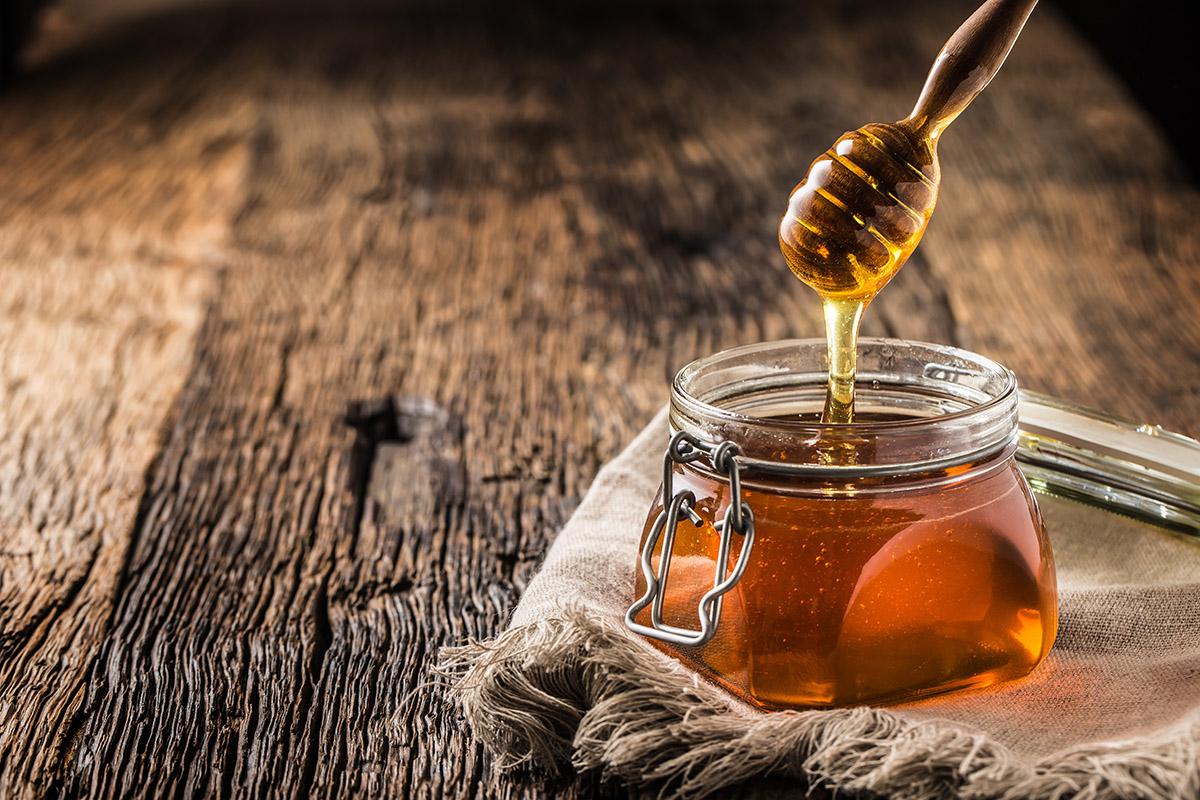 Colore e sapore del miele