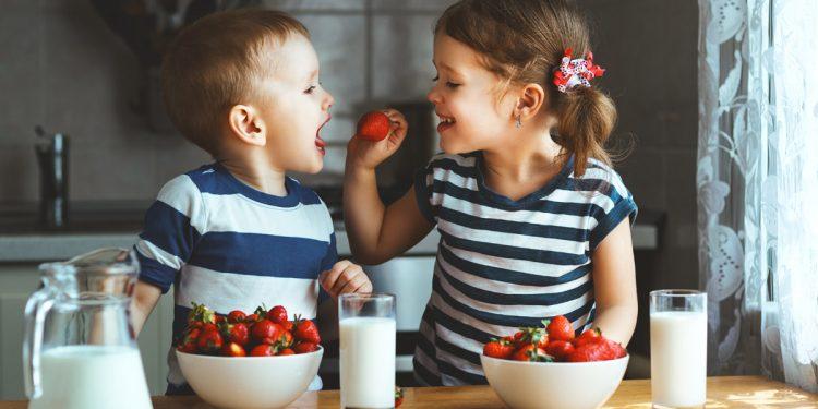 Regali di Natale per bambini: 8 libri per farli innamorare della sana alimentazione