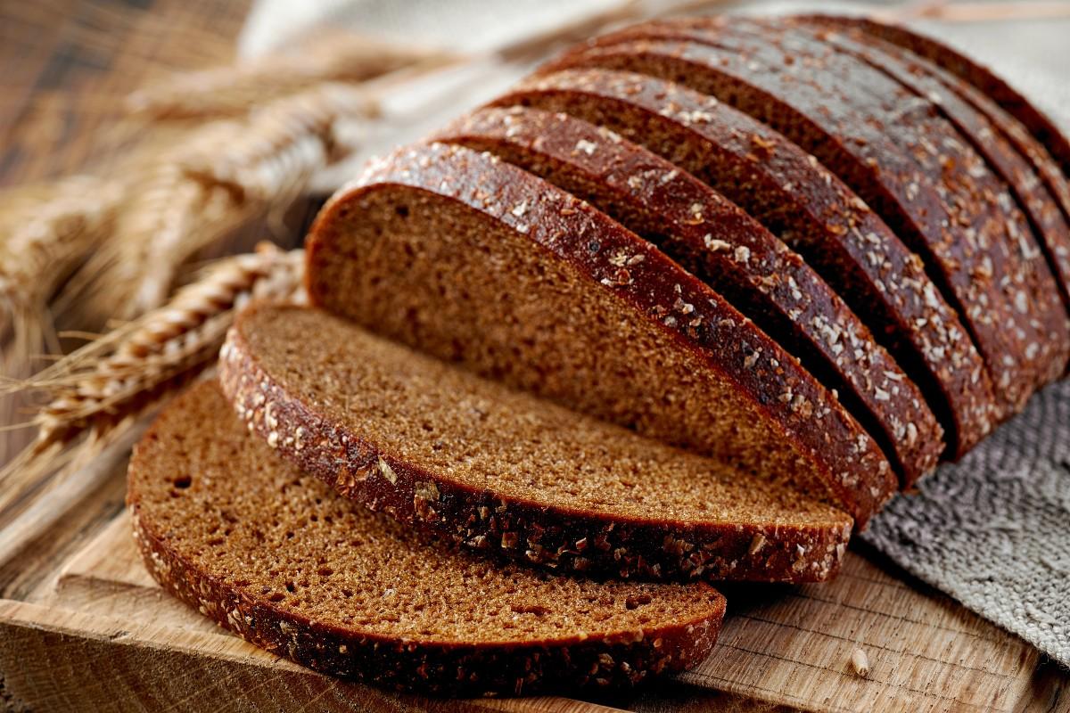 pane di segale ricetta