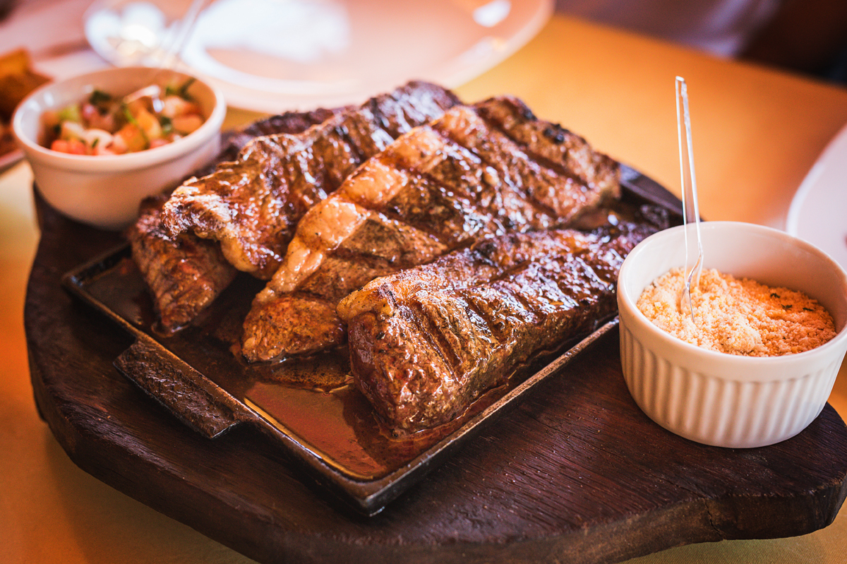 Piatti etnici: cucina brasiliana