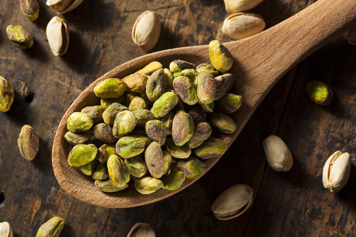 pistacchio e calorie