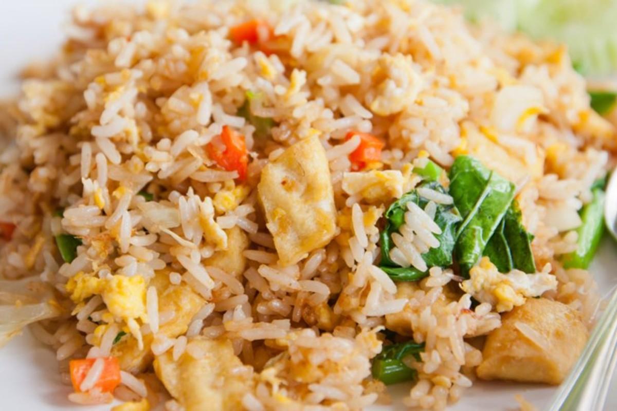 riso tofu peperoncino