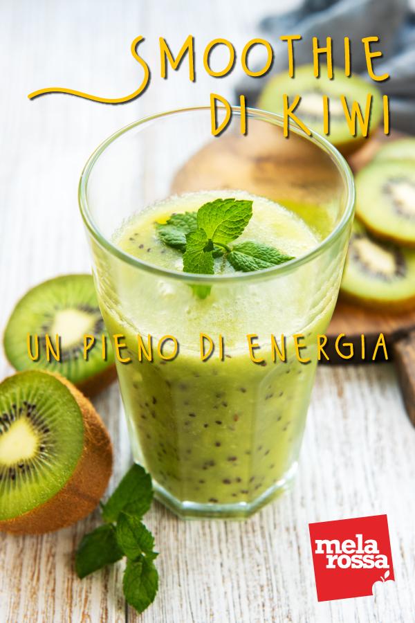 smoothie al kiwi
