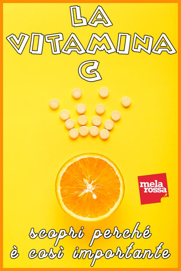 Vitamina C : perché è cosi importante