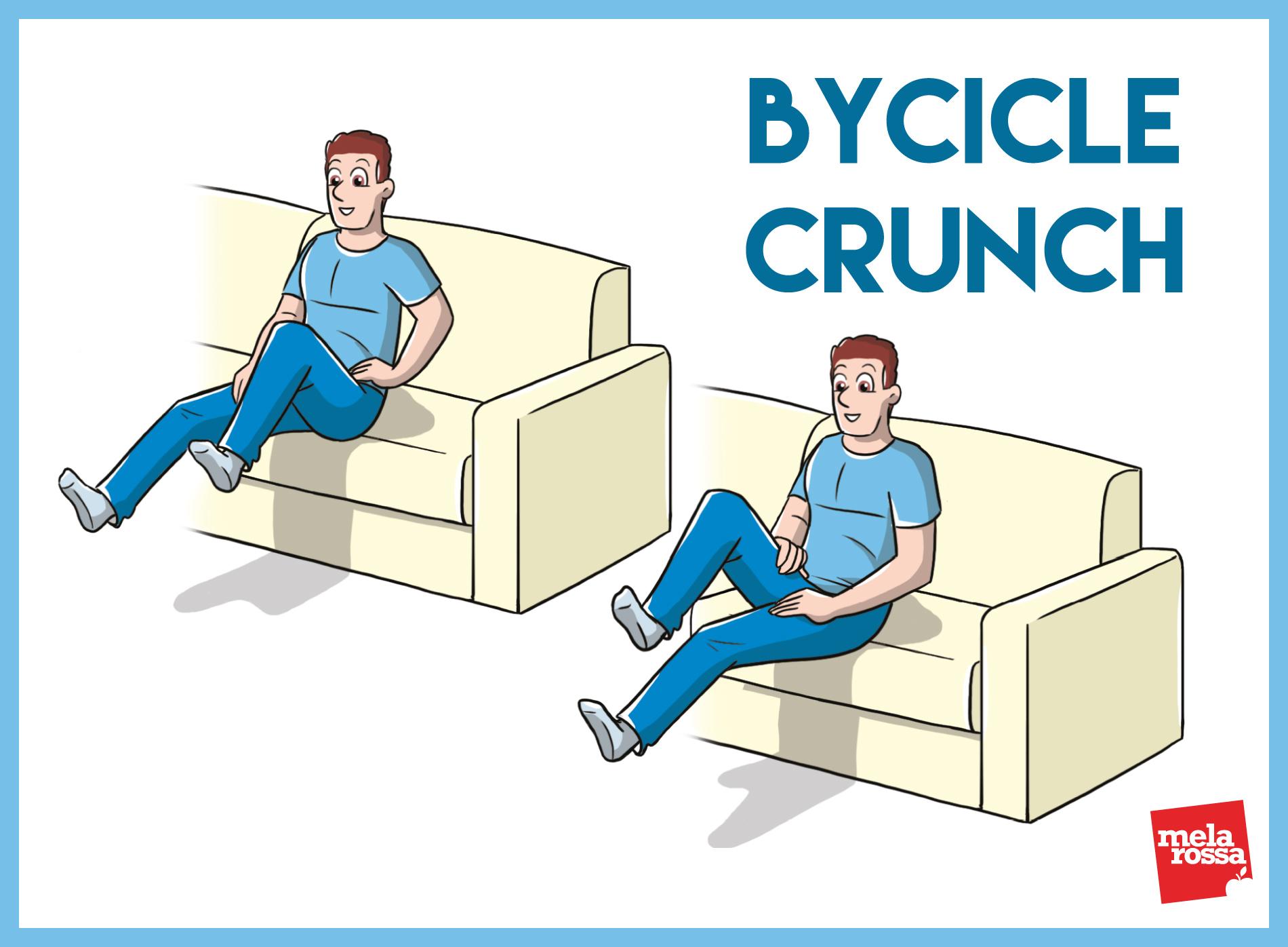 ginnastica da divano: workout da fare a Natale