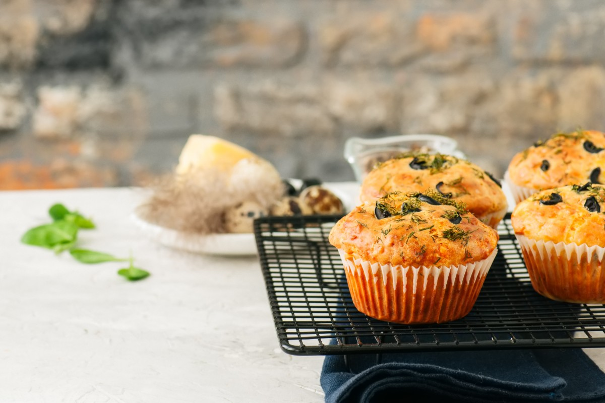 muffin olive