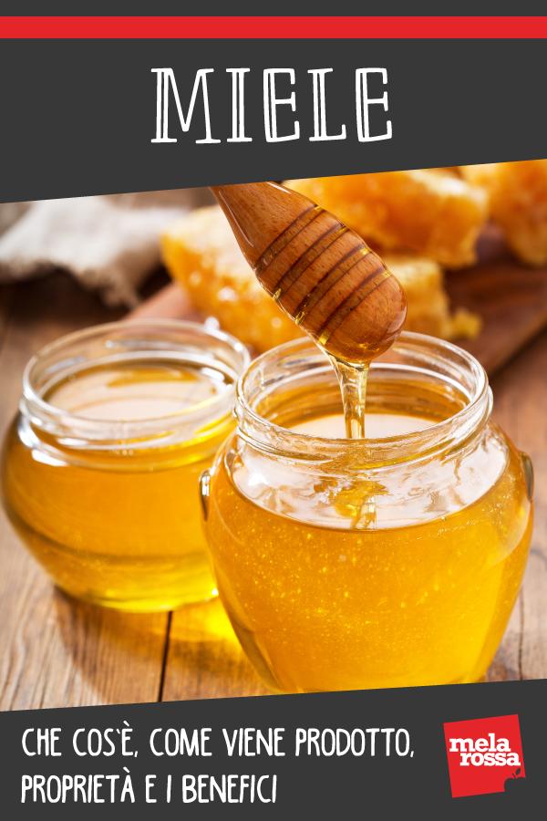 miele: produzione, valori nutrizionali, ricette e benefici per la salute