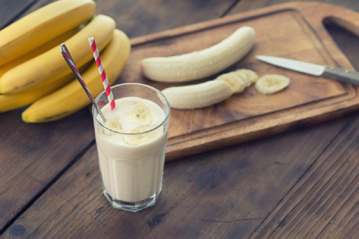 cibi da non tenere in frigo: banane