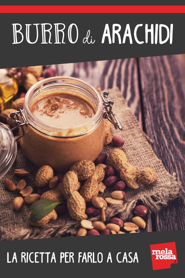 Burro d'arachidi