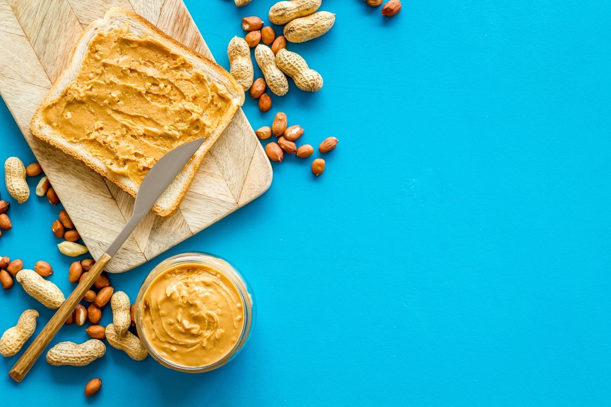 burro di arachidi: la ricetta fatta in casa