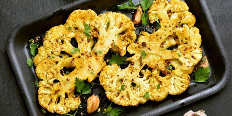 Cavolfiore arrosto ricetta