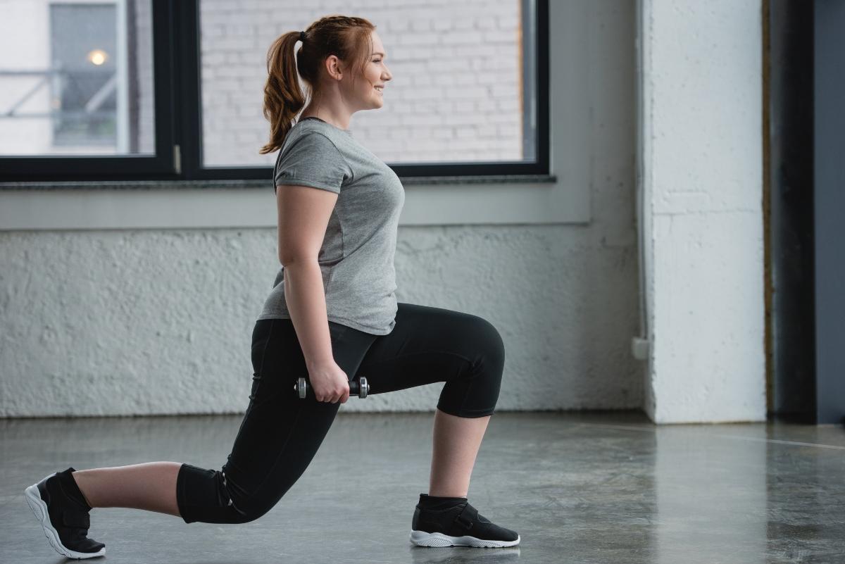 circuito fitness per chi è in sovrappeso