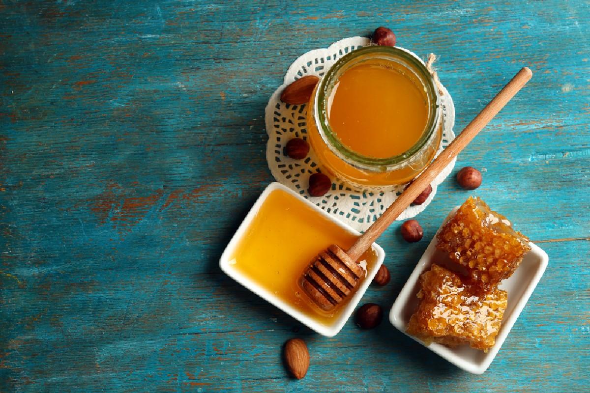 cibi ricchi di triptofano: miele