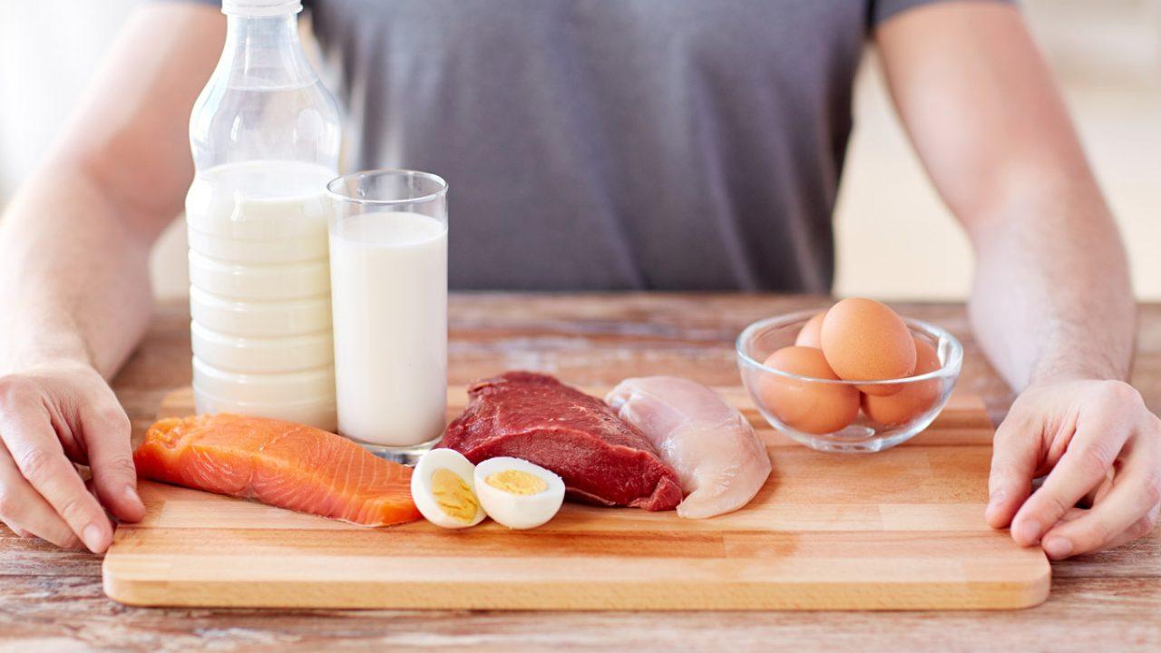 dieta proteica)