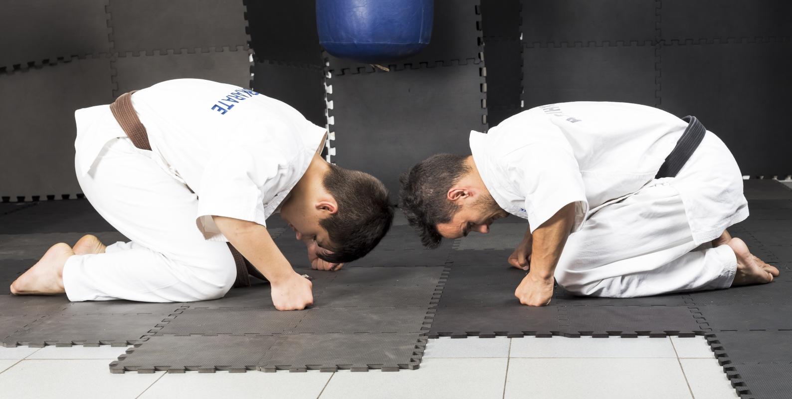 la filosofia del karate