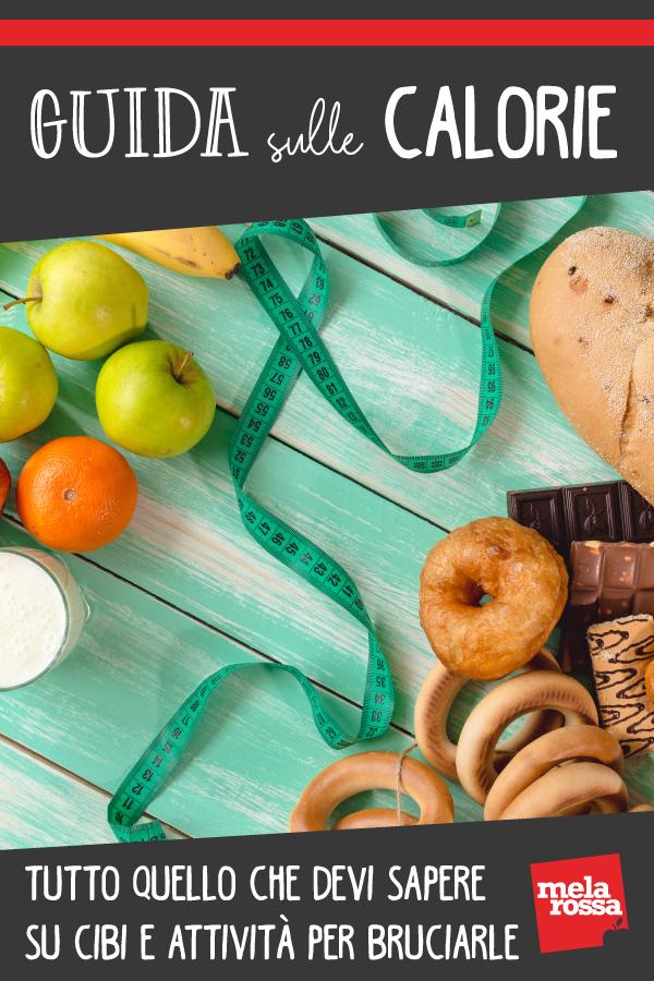 calorie: carne, pesce, verdura, bibite, cereali: tabelle da stampare