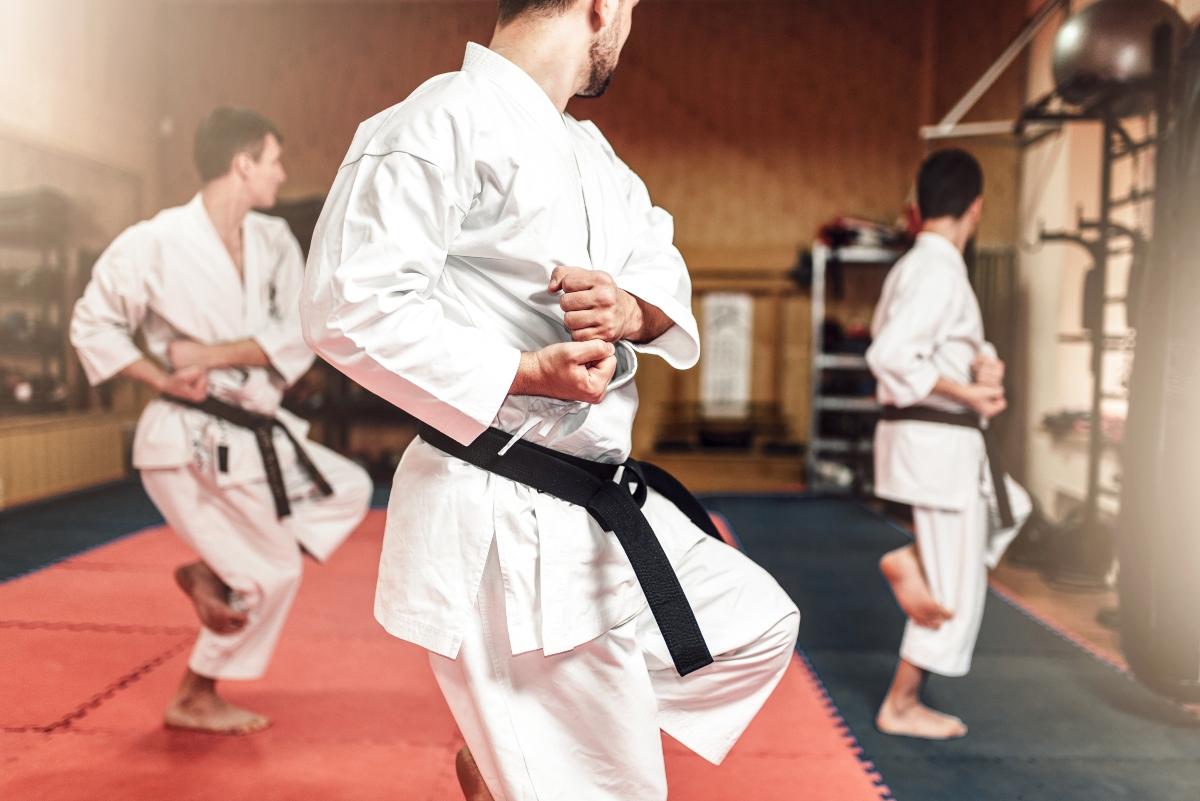 karate: benefici per tutti