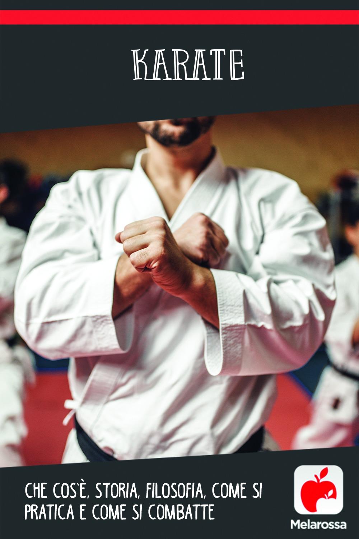 karate: cos'è, storia, filosofia, come si pratica e combattimento