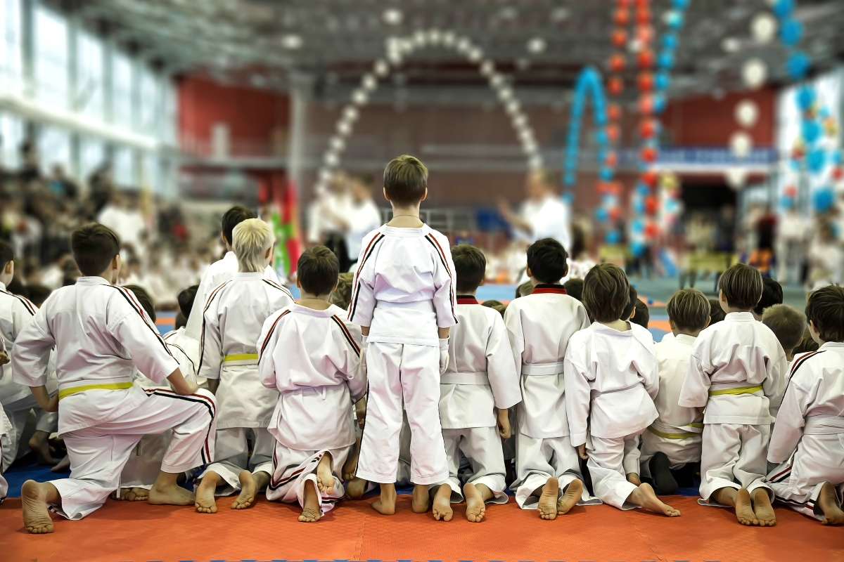 karate sportivo