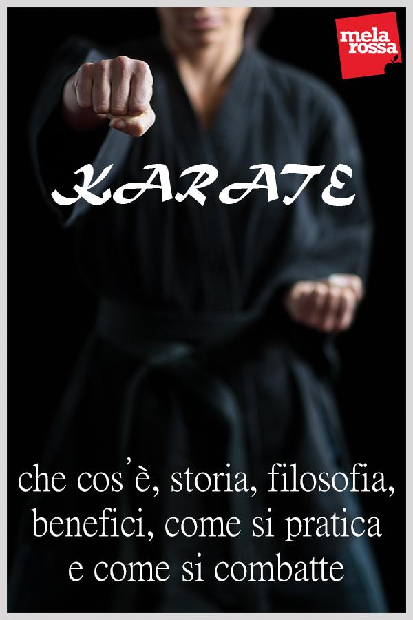 karate: storia, filosofia. benefici e allenamento
