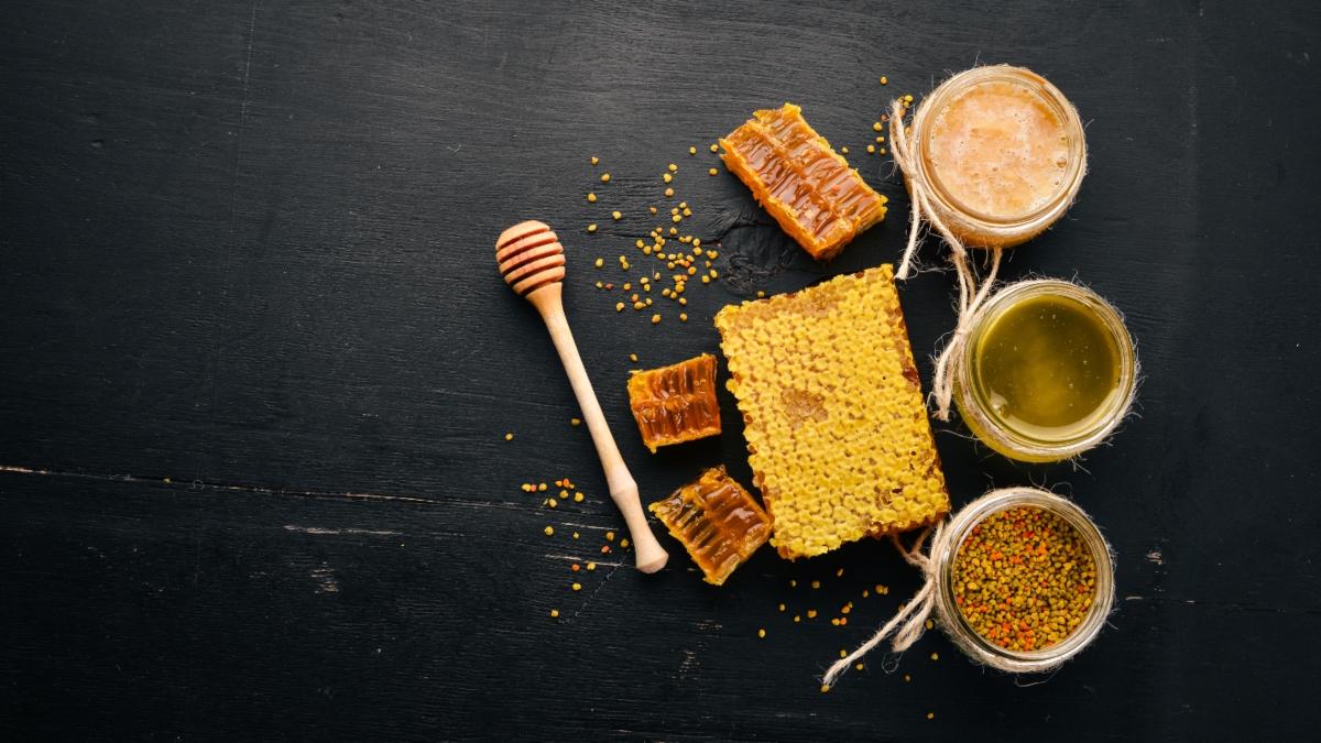 Miele: cibo dei Dei