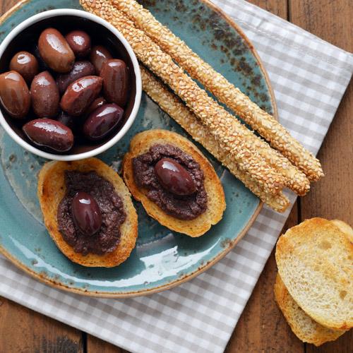 patè di olive ricetta