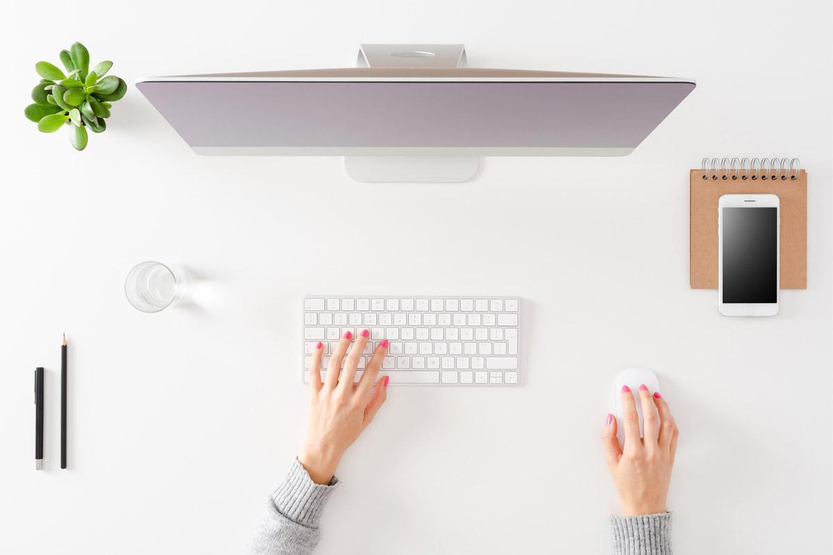 Una pianta da accudire sulla scrivania riduce lo stress da ufficio