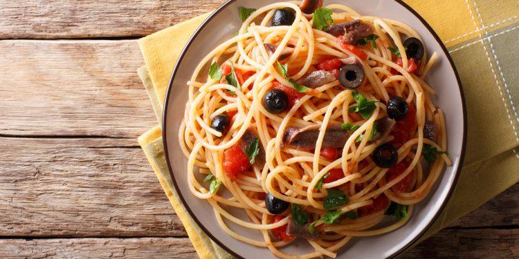 Ricette con olive