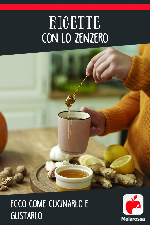Ricette con zenzero: Pinterest