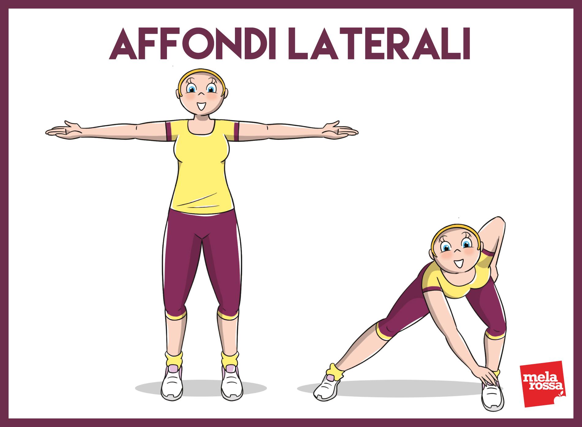 Risveglio muscolare: video lezione col coach