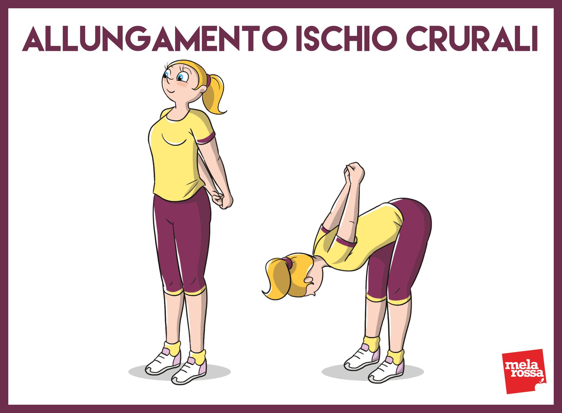 Risveglio muscolare: allungamenti