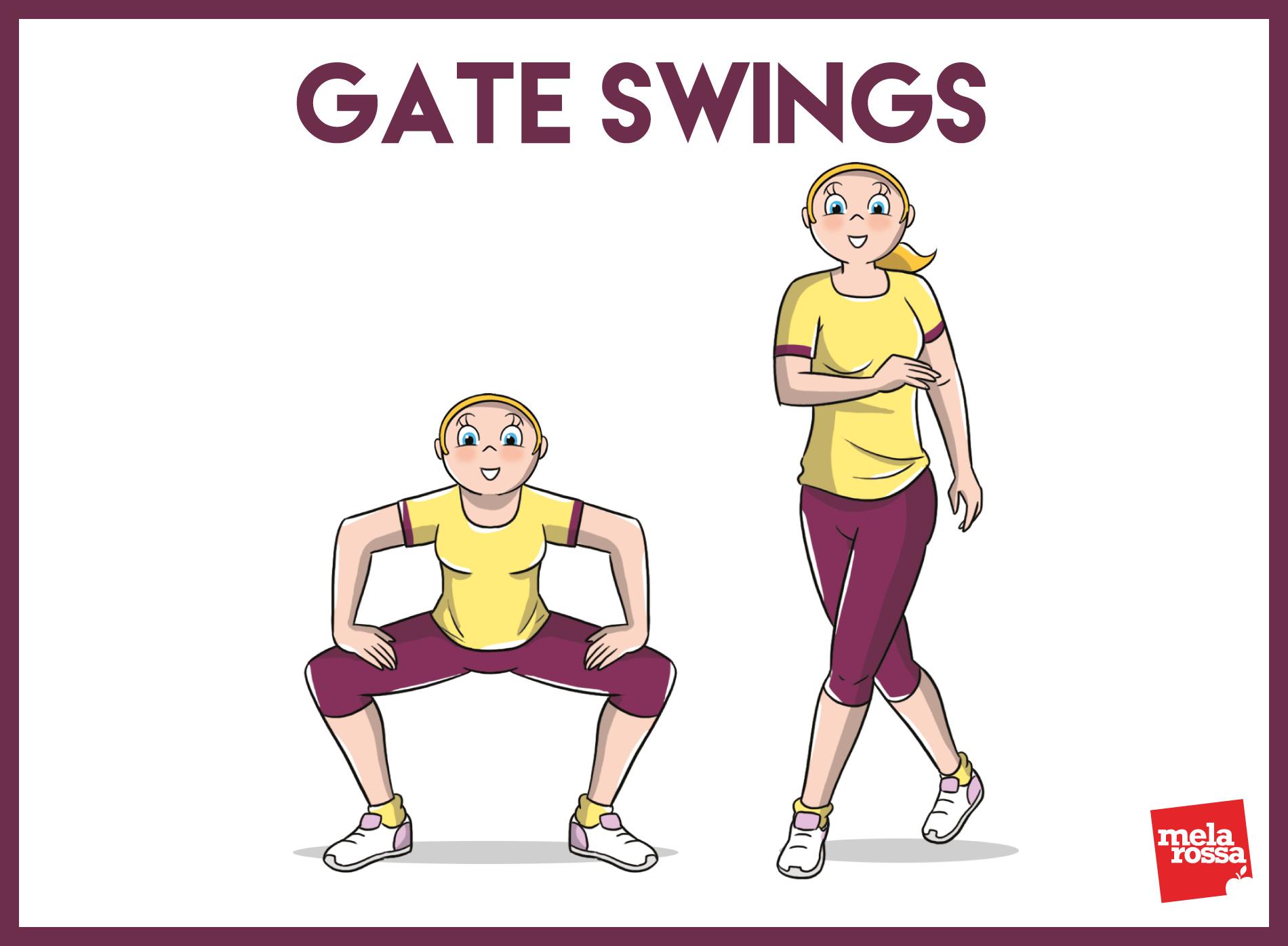 Risveglio muscolare: esercizi da fare