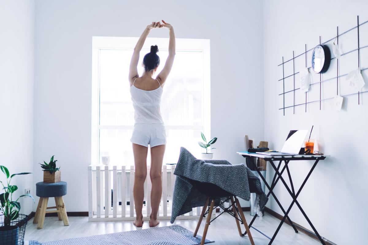risveglio muscolare: come eseguirlo