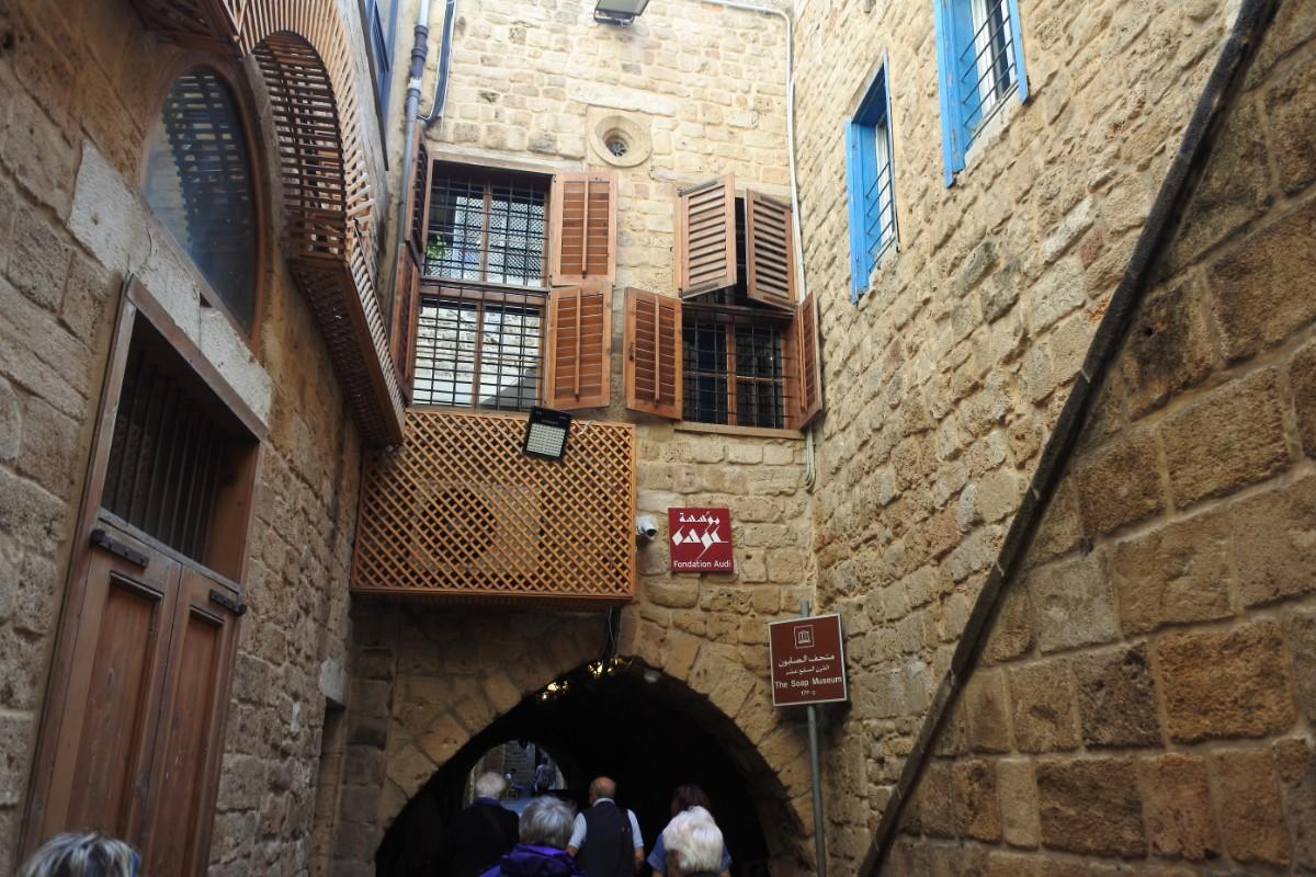 Souk di Sidone